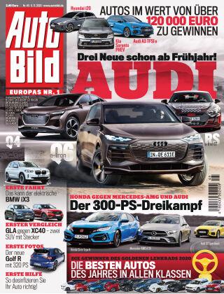 AUTO BILD Österreich NR.045 2020