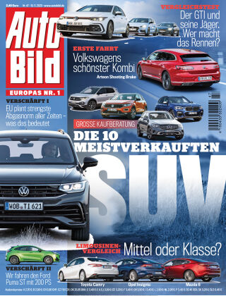 AUTO BILD Österreich NR.047 2020