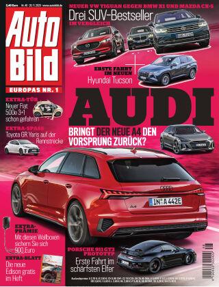 AUTO BILD Österreich NR.048 2020