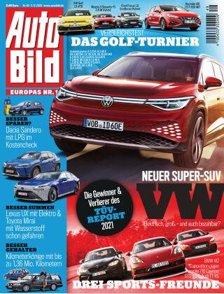 AUTO BILD Österreich NR.049 2020