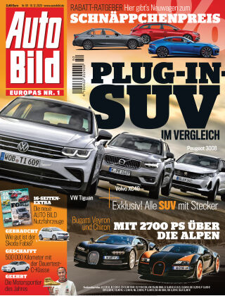 AUTO BILD Österreich NR.050 2020