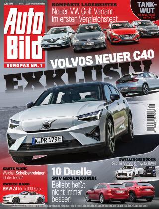 AUTO BILD Österreich NR.001 2021