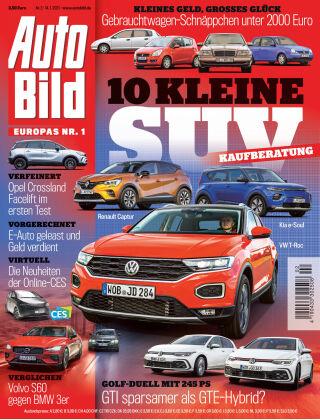 AUTO BILD Österreich NR.002 2021