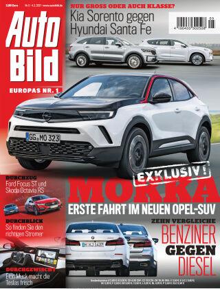 AUTO BILD Österreich NR.005 2021