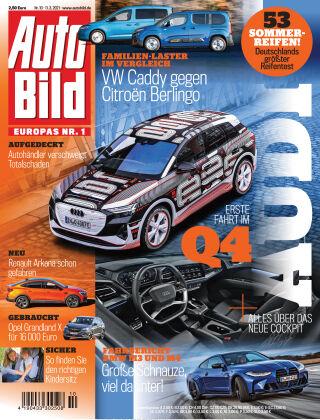 AUTO BILD Österreich NR.010 2021