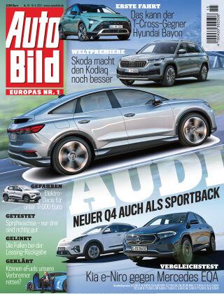 AUTO BILD Österreich NR.015 2021