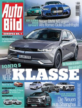AUTO BILD Österreich NR.017 2021