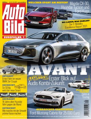 AUTO BILD Österreich NR.020 2021