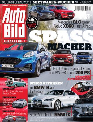 AUTO BILD Österreich NR.022 2021
