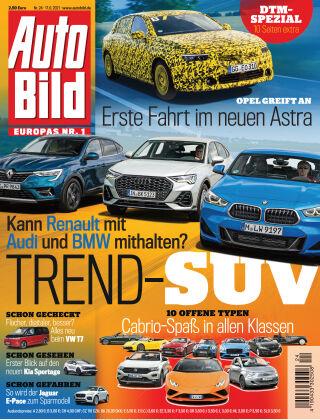 AUTO BILD Österreich NR.024 2021