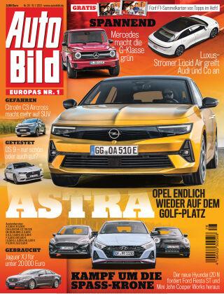 AUTO BILD Österreich NR.028 2021