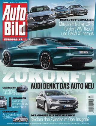 AUTO BILD Österreich NR.029 2021