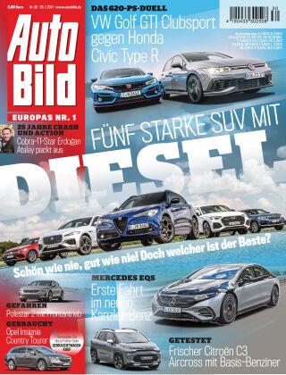 AUTO BILD Österreich NR.030 2021