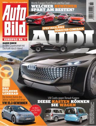 AUTO BILD Österreich NR.032 2021