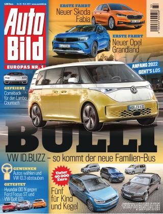 AUTO BILD Österreich NR.033 2021