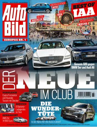 AUTO BILD Österreich NR.037 2021