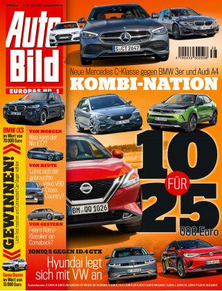 AUTO BILD Österreich NR.038 2021