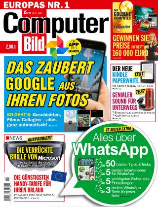 COMPUTER BILD NR.015 2015