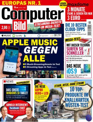 COMPUTER BILD NR.016 2015