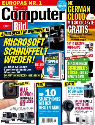 COMPUTER BILD NR.018 2015