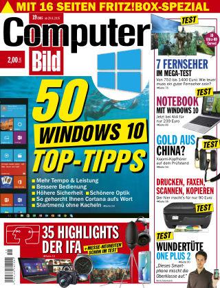 COMPUTER BILD NR.019 2015