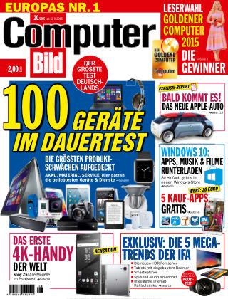 COMPUTER BILD NR.020 2015