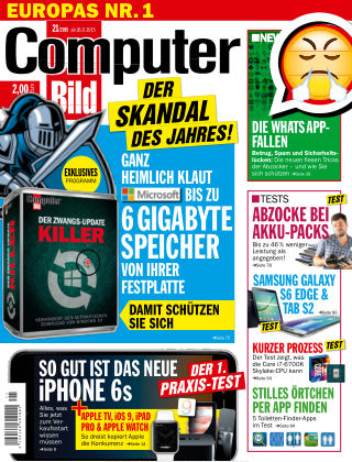COMPUTER BILD NR.021 2015