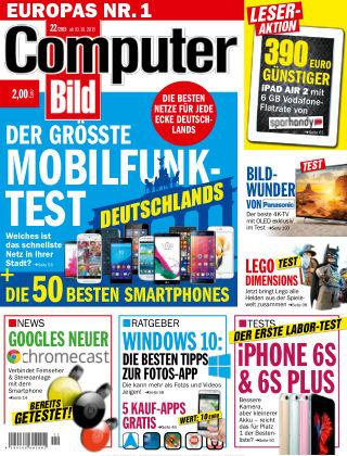 COMPUTER BILD NR.022 2015
