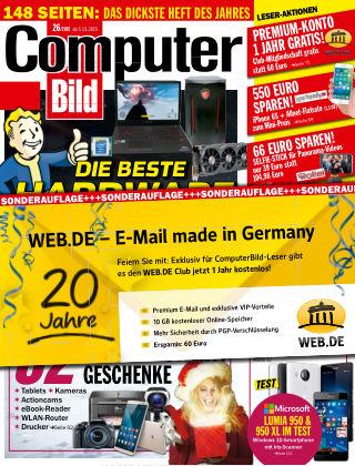 COMPUTER BILD NR.026 2015