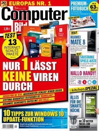 COMPUTER BILD NR.004 2016