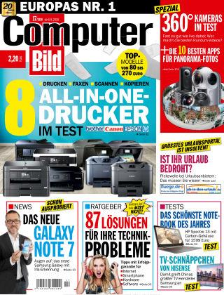 COMPUTER BILD NR.017 2016