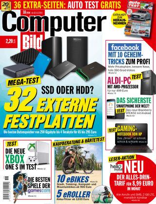 COMPUTER BILD NR.018 2016
