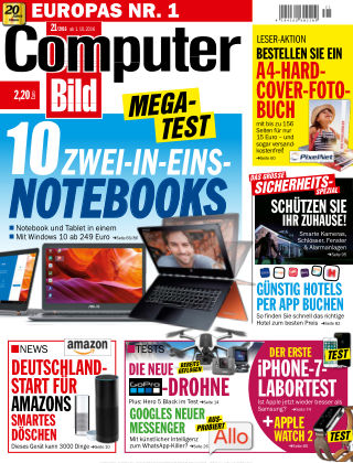 COMPUTER BILD NR.021 2016