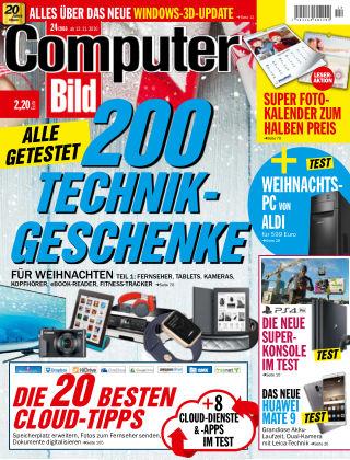 COMPUTER BILD NR.024 2016