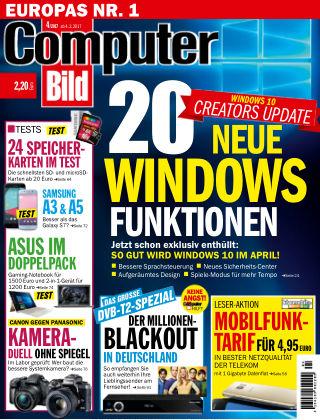 COMPUTER BILD NR.004 2017