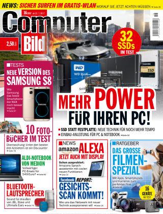 COMPUTER BILD NR.016 2017