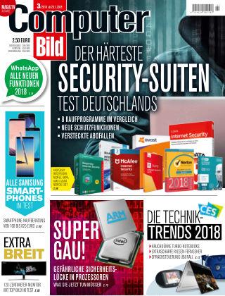 COMPUTER BILD NR.003 2018