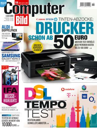 COMPUTER BILD NR.019 2018