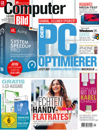COMPUTER BILD NR.020 2018