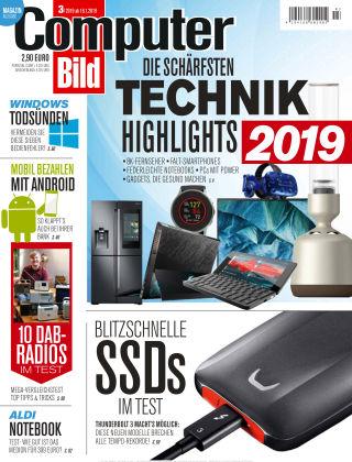 COMPUTER BILD NR.003 2019