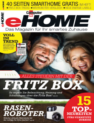 eHOME NR.001 2021
