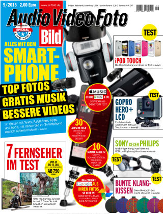 AUDIO VIDEO FOTO BILD NR.009 2015
