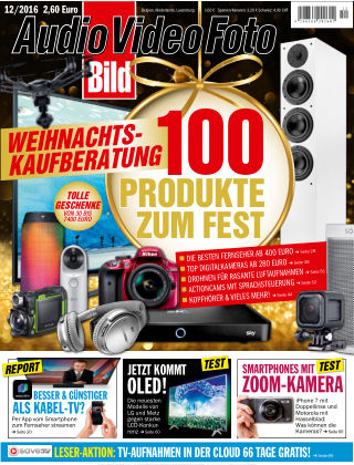 AUDIO VIDEO FOTO BILD NR.012 2016