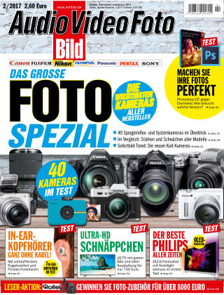 AUDIO VIDEO FOTO BILD NR.002 2017