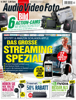 AUDIO VIDEO FOTO BILD NR.004 2017