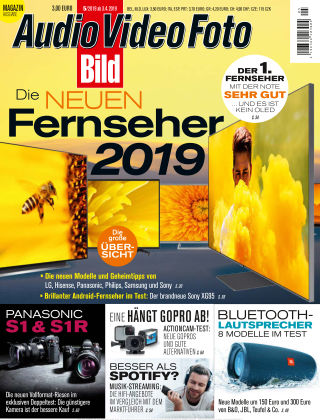 AUDIO VIDEO FOTO BILD NR.005 2019
