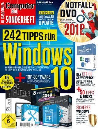 COMPUTER BILD Sonderhefte NR.001 2018
