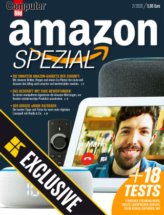 COMPUTER BILD Readly Exclusive Amazon