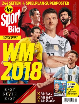 SPORT BILD Sonderhefte WM 2018