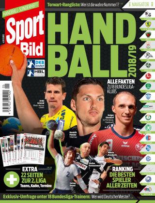SPORT BILD Sonderhefte Handball